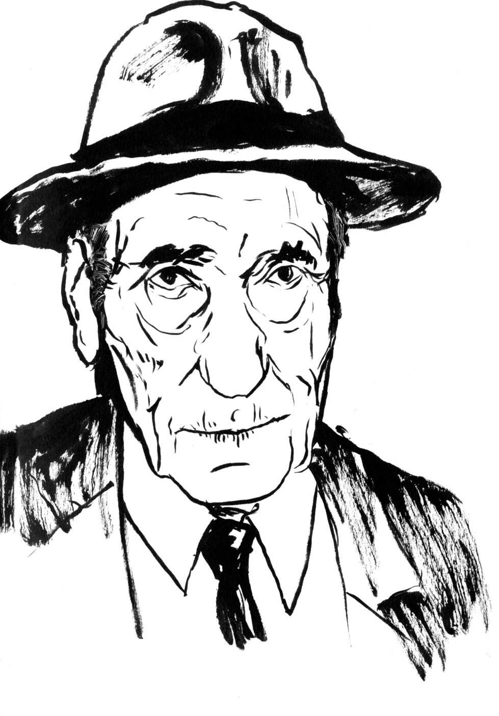 Portrait of a Junkie - William S. Burroughs